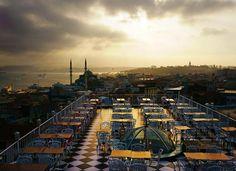 İstanbul'u İstanbul yapan sokaklar!