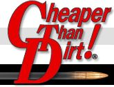Cheaperthandirt.com - camping & survival supplies, bulk ammo, firearms. Giant toy store basically.