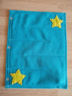 Marble Maze Teal Felt Quiet Book Page Age 3 and up by pagebypage2, $4.00