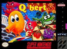 Emularoms: Q-Bert 3 [ SNES ]