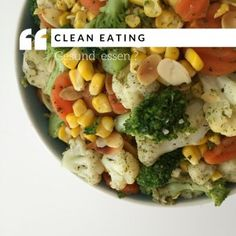 Clean Eating #Ernährung #diet #cleaneating #health