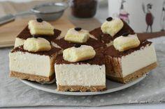Il Tiramisu Gelato e' un dessert fresco senza gelatiera, facilissimo da fare e perfetto quando fa caldo ma buonissimo anche d' inverno