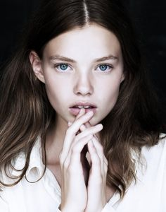 Kristine F. :: Newfaces – Models.com's Model of the Week and Daily Duo