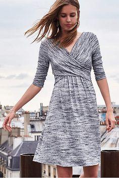 Fara Surplice Dress