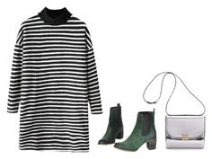 """""""Sin título #1179"""" by reptilia ❤ liked on Polyvore featuring Chicnova Fashion and Jeffrey Campbell"""