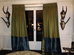 Showroom, Curtains, Paris, Home Decor, Projects, Blinds, Montmartre Paris, Decoration Home, Room Decor