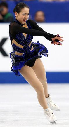 ソチのヒロイン:浅田真央(フィギュアスケート) - 毎日新聞