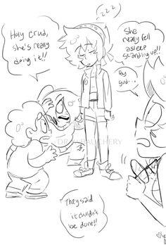 drawbauchery,shadowpiratemonkey7,SU comics,Steven universe
