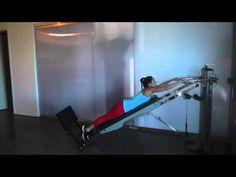 Total Gym 5 Minute Fat Burner Workout #totalgym #fatburner #5minuteworkout