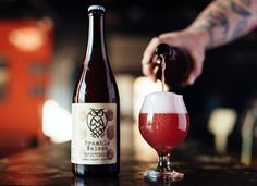 mybeerbuzz.com - Bringing Good Beers & Good People Together...: Night Shift Bramble Weisse Returns With New Name