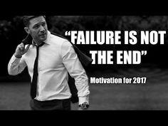 EMBRACE YOUR FAILURES - Motivation - YouTube