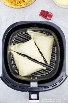 Airfryer Apple Pie F
