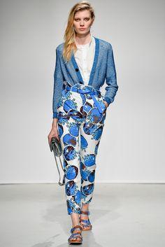 Julien David Spring 2014 Ready-to-Wear Fashion Show