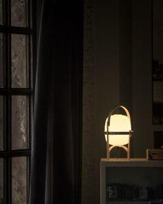 Lámparas de sobremesa Cestita