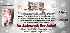 Spotlight : An Autograph For Anjali – debrajdpaideia's blog