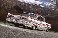 "1958 Ford Fairlane 500 ""Stardust"" HOT ROD KUSTOM"