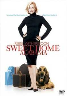 Sweet Home Alabama (2002) Reese Witherspoon, Josh Lucas.  Melanie abandons her Alabama roots and high school-sweetheart husband in favor of Manhattan's glamorous social circles, where she attracts a handsome Park Avenue boyfriend. But when she visits home, she begins to question her decision...5b