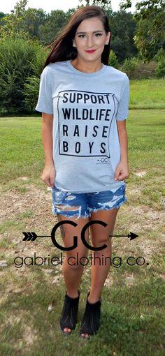 Raise boys