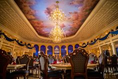 7 Worth-It Disney World Restaurants Where the Food Doesn't Matter - Places where the atmosphere and location are the maid course