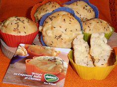 Romanian Food, Romanian Recipes, Potato Salad, Muffin, Breakfast, Ethnic Recipes, Morning Coffee, Muffins, Cupcakes