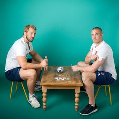 Game on: Stars of the Rugby World Cup prepare to kick off | Sport | The Guardian