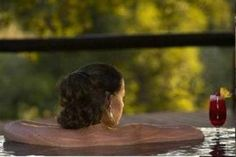 A comprehensive range of services are on offer at the Kuname River Lodge including a mobile spa as well as unique wedding and conference packages.