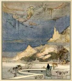 The Arrival, by William Timlin