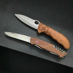 Victorinox Hunter Pro Wood Handle 0 9410 63 Coltello