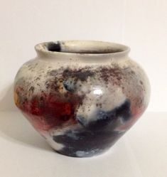 Pit fired pottery by Hungry4Art on Etsy