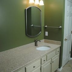 Pics On Bathroom Remodel with Silestone Bamboo Top Endure Tigereye Sandstone Tile