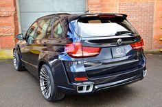 Gemeinschaftsprojekt: BMW X5 M50d mit satten 462 PS