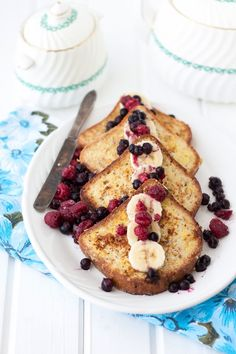Delicious #GF French Toasts Recipe