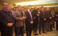 /// Imágenes de la inauguración de la nueva marquesina del Teatro Mercedes Sosa, con la presencia del Gobernador Dr. Juan Manzur y autoridades provinciales. #Bicentenario2016 #Juntarnos #Teatro