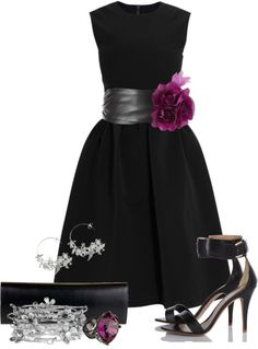 """Little Black Dress"" by cynthia335 on Polyvore"