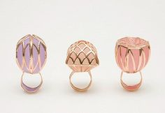 TheCarrotbox.com modern jewellery blog : obsessed with rings // feed your fingers!: Clara Cho / Barbara Cieslicki