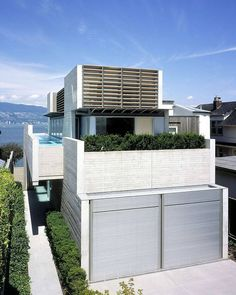 Shaw House Designed by Patkau Architects In Vancouver #canada  @dopedecors by dopedecors