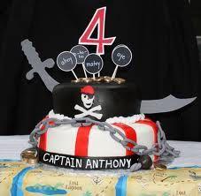 Amazing Pirate Cake Decoration