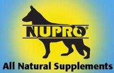 Nupro All Natural Pet Supplements Free Taste Sample of Nupro Natural Pet Supplements - US