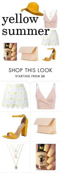 """""""Untitled #29"""" by seprolysvette on Polyvore featuring Dolce&Gabbana, Steve Madden and Iala Díez"""