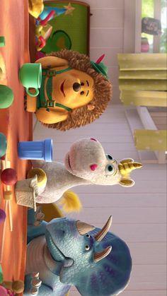 Ios 11 Wallpaper, Disney Phone Wallpaper, Cartoon Wallpaper Iphone, Kawaii Wallpaper, Cute Cartoon Wallpapers, Disney Toys, Disney Pixar, Desenho Toy Story, Dibujos Toy Story