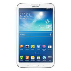 Samsung Galaxy Tab3 8.0 - White