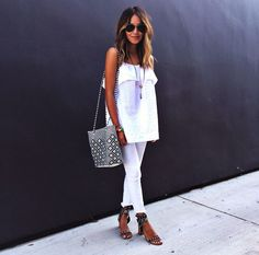 white on white // sincerely jules