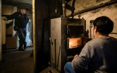 Smog chokes coal-dependent Poland with no end in sight Coal Stove, Fire Powers, Healthy Environment, Central Heating, Black Smoke, Households, Air Pollution, Stoves