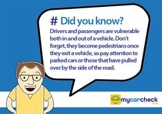 Other drivers and passengers - it's important to consider the safety of all road users, including those in other vehicles - My Car Check