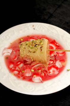 Kesar pista kulfi recipe, a frozen Indian dessert made with milk, saffron, pista & cream