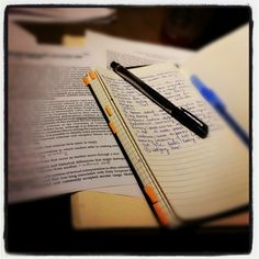 love the writing