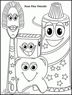 Dental Health Community Helpers School Ideas Worksheets Preschool Tooth Fairy Oral Care