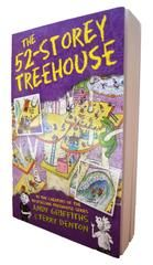 The 52-Storey Treehouse by Andy Griffiths and Terry Denton [Paperback] - Tabbycat Books