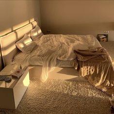 Room Ideas Bedroom, Bedroom Decor, Bedroom Inspo, Aesthetic Room Decor, Beige Aesthetic, Cosy Aesthetic, Dream Rooms, Dream Bedroom, White Bedroom