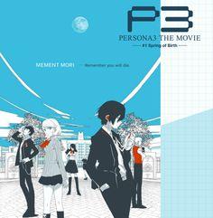 [Movie] La primera película de Persona 3 tiene fecha de estreno y nuevo tráiler